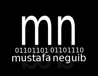 Mustafa Neguib Logo